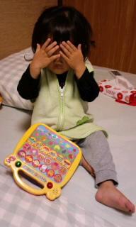 1歳9ヵ月になりました\(^ー^)/