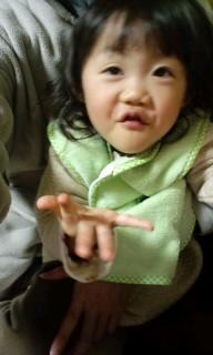 2歳になりました(o^∀^o)